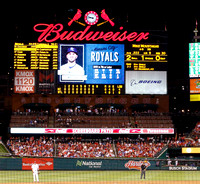 Cardinals - Royals June 12, 2015