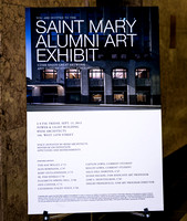 Alumni Art Exhibit - USM 2013