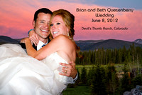 Beth and Brian Quesenberry Wedding