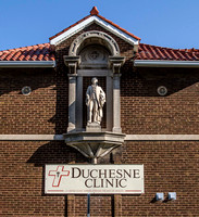 Duchesne Clinic May 2012